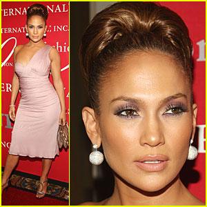 Jennifer Lopez Gets Fashion Fierce