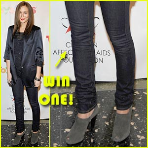 Win Leighton Meester's Earl Jeans