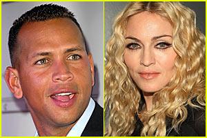 Madonna & A-Rod Romantically Involved?