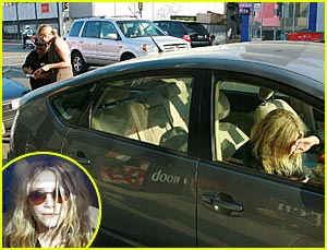 Mary-Kate Olsen's Car Accident -- VIDEO