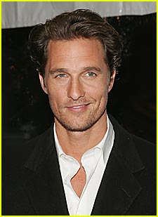 Matthew McConaughey: Just Keep Livin'