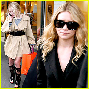 The Olsen Twins Launch The Row