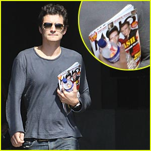 Orlando Bloom's Mojo is Working Again