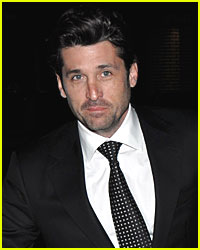 Patrick Dempsey Pairs Up With Donatella Versace