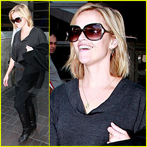 Reese Witherspoon is in Vogue