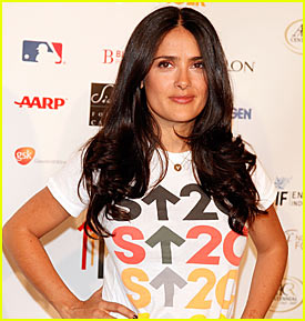 Salma Hayek Joins '30 Rock'