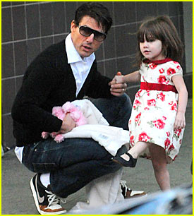 Suri Cruise Loves Sundaes &#038; Cones
