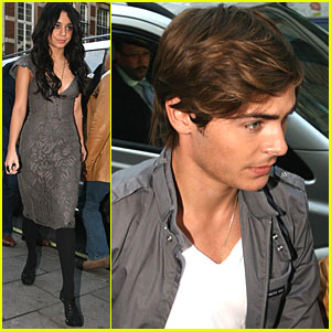 Zac & Vanessa are Number One!