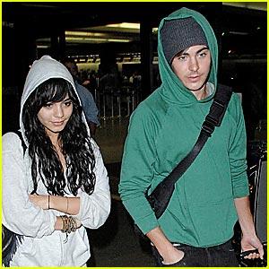 Zac & Vanessa: Hoodie Hideout!