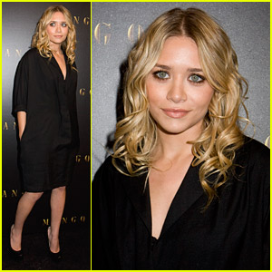 Ashley Olsen Has The Mango Munchies
