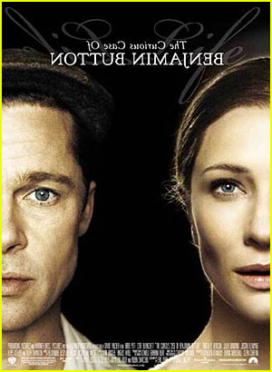 Brad Pitt: New Curious Case Poster!