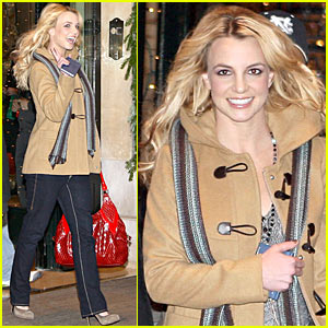 Britney Spears is Plaza Athenee Awesome