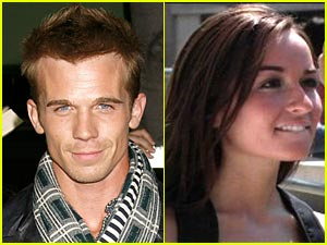 Cam Gigandet Dating Dominique Geisendorff?