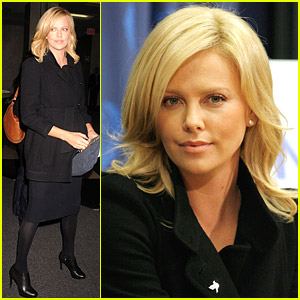 Charlize Theron is a UN Messenger of Peace