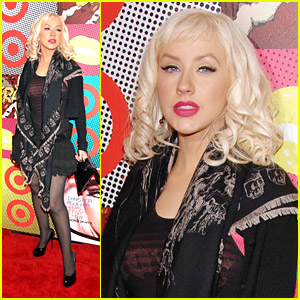 Christina Aguilera Targets A Night Of Music