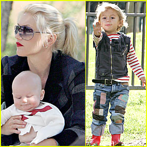 Gwen Stefani: Thanksgiving at Coldwater Canyon!