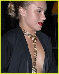 Hayden Panettiere: How Low Can you Go?