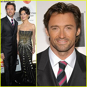 Hugh Jackman Has A Fine Romance With Catherine Zeta-Jones