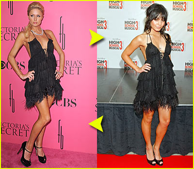 Vanessa Hudgens & Paris Hilton: Fashion Face-off!