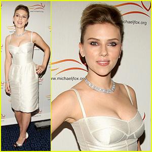 Scarlett Johansson Pummels Parkinsons