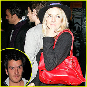 Sienna Miller & Balthazar Getty: Together Again!