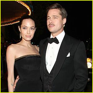 Brad Pitt World Premieres Benjamin Button