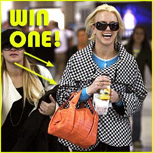 Win Britney Spears's Ben Sherman Coat!