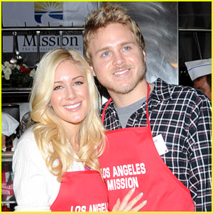 Heidi Montag is Missions-Minded