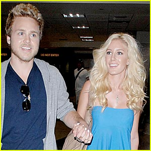 Heidi Montag & Spencer Pratt: Honeymoon Heaven!