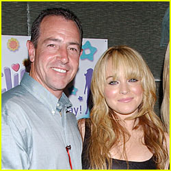 Michael Lohan Launches Official Blog?