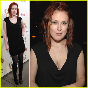 Rumer Willis is a Star For a Cause