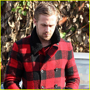 Ryan Gosling is a Lumberjack