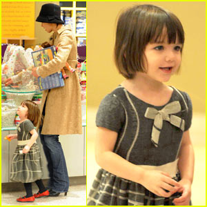 Suri Cruise: FAO Schwarz Shopping Spree