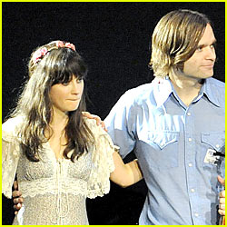 Zooey Deschanel Engaged To Ben Gibbard