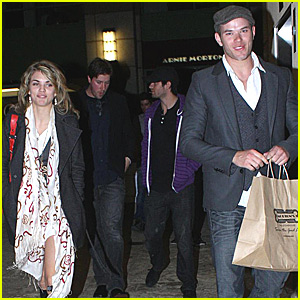 AnnaLynne McCord & Kellan Lutz: Dating?