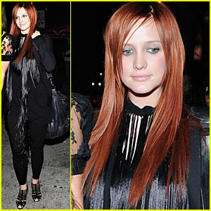 Ashlee Simpson is Super Luxe