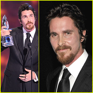 Christian Bale - People's Choice Awards 2009