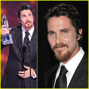 Christian Bale - People's Choice Awards 2009