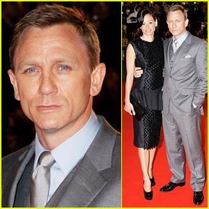 Daniel Craig Premieres Defiance in London
