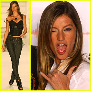 Gisele Bundchen Brings Back Sexy
