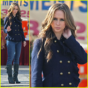 Jennifer Love Hewitt's Tough Times