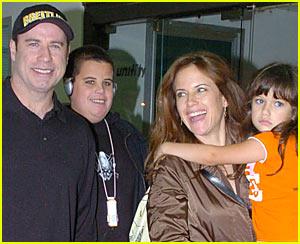 John Travolta: Jett Was The Most Wonderful Son