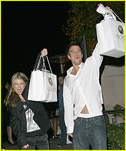 Fergie & Josh Duhamel: Joint Bachelor(ette) Party!