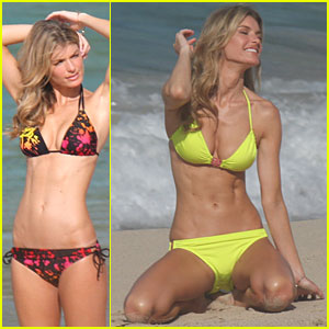 Marisa Miller Has a Secret