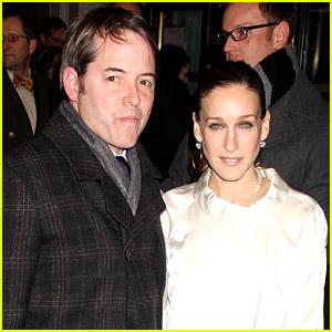 Matthew Broderick & Sarah Jessica Parker: Still Going Strong