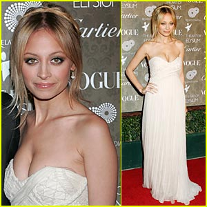 Nicole Richie - Art of Elysium 2009