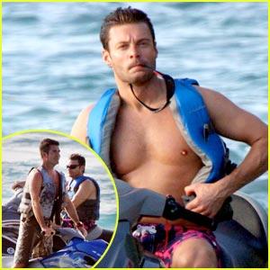 Ryan Seacrest : en couple avec l'ex de Chris Pine - Publicfr