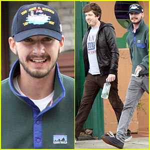 Shia LaBeouf is a Patagonia Person