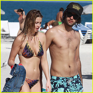 Whitney Port &#038; Jay Lyon: Beach Buddies