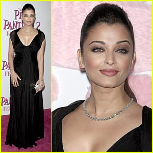 Aishwarya Rai Premieres Pink Panther 2